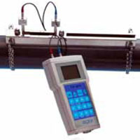 Ultrasonic Flowmeter 2 * Water Meter / Flow Meter