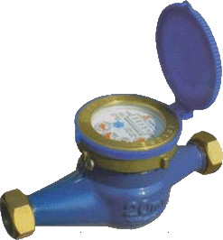 AMICO 40 mm * Water Meter / Flow Meter