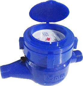 Flowindo ABS * Water Meter / Flow Meter