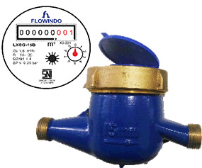 Flowindo SNI 300 * Water Meter / Flow Meter
