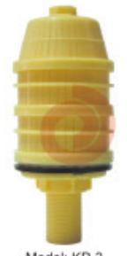 KP 3 Filter Nozzle